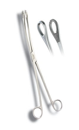Kelly Uterine Forceps