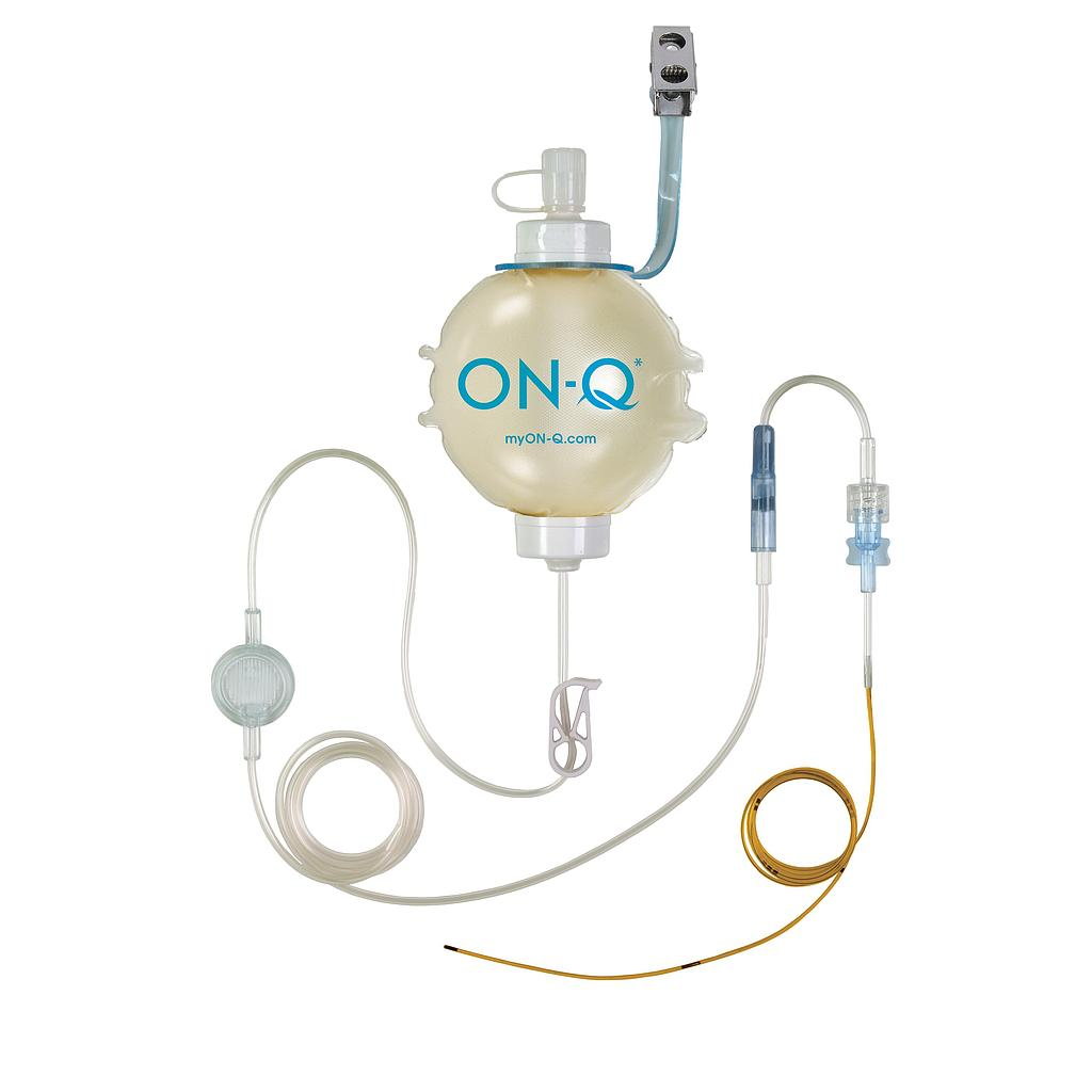 ON-Q Kit med Pump, sårkatetrar och tunnelörer
